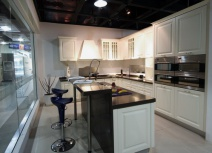 Tủ bếp gỗ Ghép KEB-025